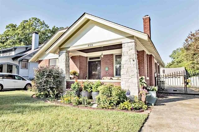 439 N Mcneil St, Memphis, TN 38112 (#10086794) :: Bryan Realty Group