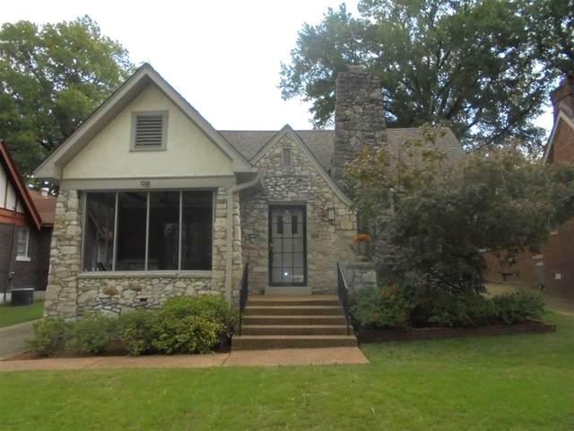 918 Oakmont Pl, Memphis, TN 38107 (MLS #10086813) :: The Justin Lance Team of Keller Williams Realty