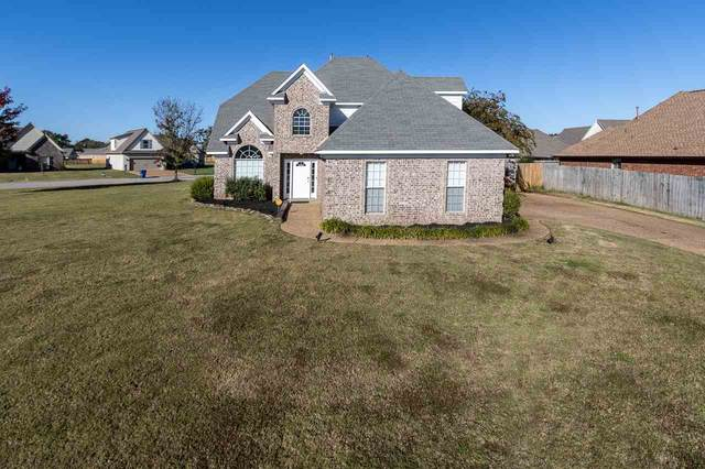 25 Tate Dr, Oakland, TN 38060 (#10086860) :: Bryan Realty Group