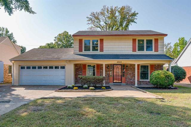 4645 Blanding Dr, Memphis, TN 38118 (MLS #10086930) :: The Justin Lance Team of Keller Williams Realty