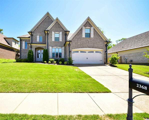2368 Crimson Ridge Ln, Unincorporated, TN 38016 (#10087085) :: The Wallace Group - RE/MAX On Point