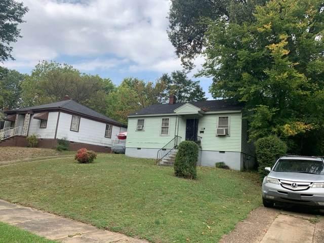 390 E Dison Ave, Memphis, TN 38106 (MLS #10087168) :: Gowen Property Group | Keller Williams Realty
