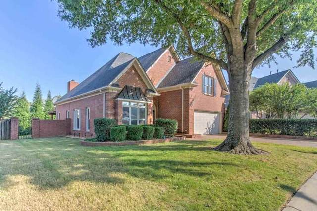 580 Warwick Willow Ln, Collierville, TN 38017 (#10087216) :: All Stars Realty
