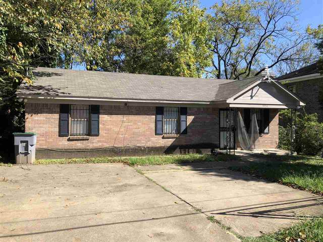1494 Carnegie St, Memphis, TN 38106 (#10087257) :: J Hunter Realty