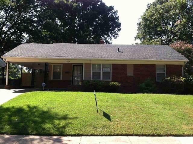 1557 Hopewell Rd, Memphis, TN 38117 (MLS #10087324) :: The Justin Lance Team of Keller Williams Realty