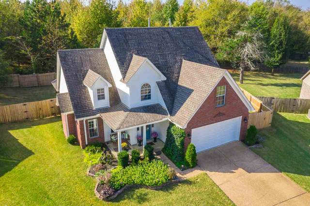 40 Sadie Cv, Oakland, TN 38060 (#10087383) :: The Wallace Group - RE/MAX On Point