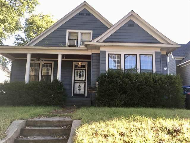2075 Felix Ave, Memphis, TN 38104 (MLS #10087414) :: The Justin Lance Team of Keller Williams Realty