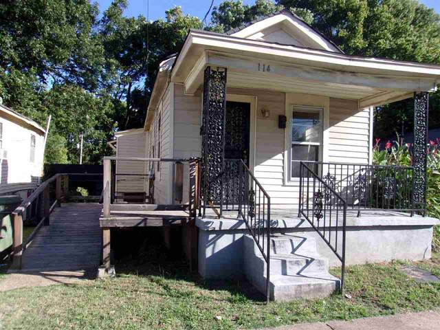 114 E Trigg Ave, Memphis, TN 38106 (#10087426) :: The Dream Team