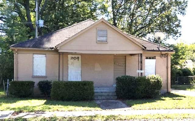 1009 Eldridge Ave, Memphis, TN 38107 (#10087448) :: Bryan Realty Group