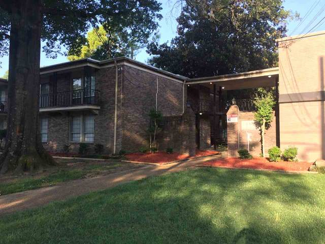45 N Belvedere Blvd #108, Memphis, TN 38104 (MLS #10087536) :: Gowen Property Group | Keller Williams Realty