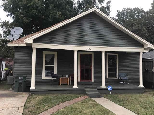 2420 Norman St, Memphis, TN 38108 (MLS #10087564) :: Gowen Property Group | Keller Williams Realty