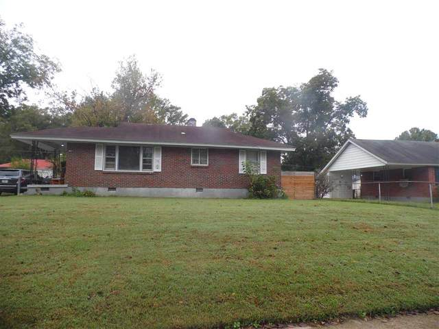 3299 Adair Dr, Memphis, TN 38127 (MLS #10087580) :: Gowen Property Group | Keller Williams Realty