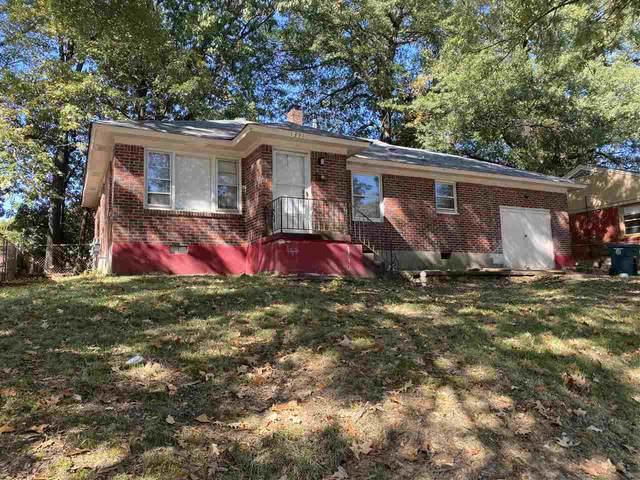 1331 S Greer St, Memphis, TN 38111 (MLS #10087591) :: Gowen Property Group   Keller Williams Realty