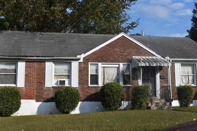 1058 W Shankman Cir, Memphis, TN 38108 (#10087607) :: The Dream Team