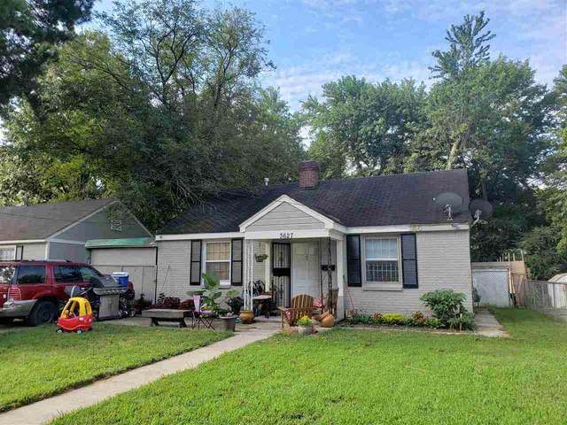 3627 N Lloyd Cir N, Memphis, TN 38108 (#10087745) :: Bryan Realty Group