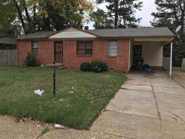 4945 Neely Rd, Memphis, TN 38109 (MLS #10087747) :: Gowen Property Group   Keller Williams Realty