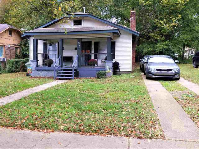 657 Hudson St, Memphis, TN 38112 (#10087854) :: RE/MAX Real Estate Experts