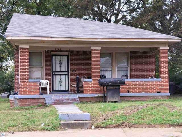 2743 Carnes Ave, Memphis, TN 38114 (#10087856) :: The Dream Team