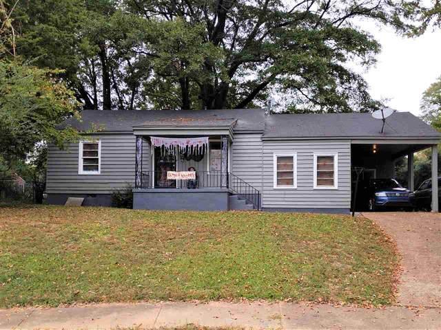 2694 Donna Cv, Memphis, TN 38114 (#10087860) :: J Hunter Realty