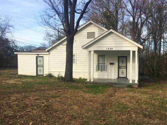 1049 Stonewall St, Memphis, TN 38107 (#10087865) :: RE/MAX Real Estate Experts