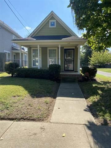 514 N Fifth St, Memphis, TN 38105 (MLS #10087893) :: Gowen Property Group | Keller Williams Realty