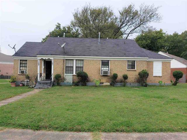 1167 Marbro Dr, Memphis, TN 38114 (#10087910) :: Bryan Realty Group