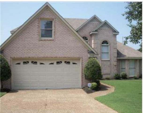 2563 Country Glade Cv, Memphis, TN 38016 (#10087953) :: J Hunter Realty