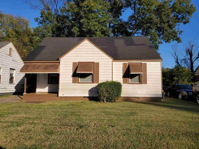 1860 S Lauderdale Ave, Memphis, TN 38106 (#10088173) :: The Wallace Group - RE/MAX On Point