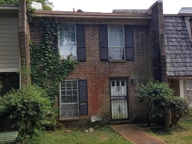 2113 Wooden Heart Ct #37, Memphis, TN 38116 (MLS #10088257) :: Gowen Property Group | Keller Williams Realty
