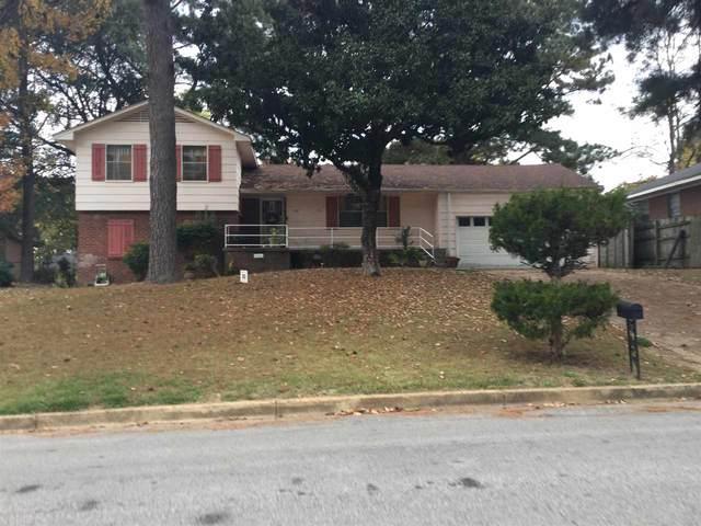 722 Parkdale Dr, Memphis, TN 38116 (#10088503) :: J Hunter Realty