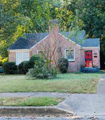 1027 Mcevers Rd, Memphis, TN 38111 (#10088508) :: RE/MAX Real Estate Experts