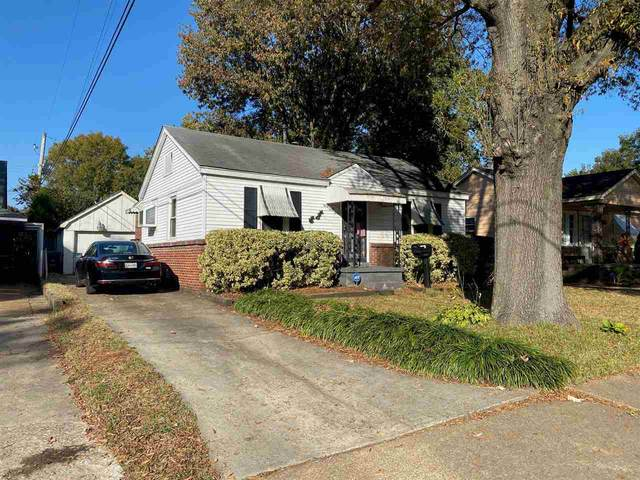 4064 Cecil Ave, Memphis, TN 38108 (MLS #10088642) :: Gowen Property Group | Keller Williams Realty