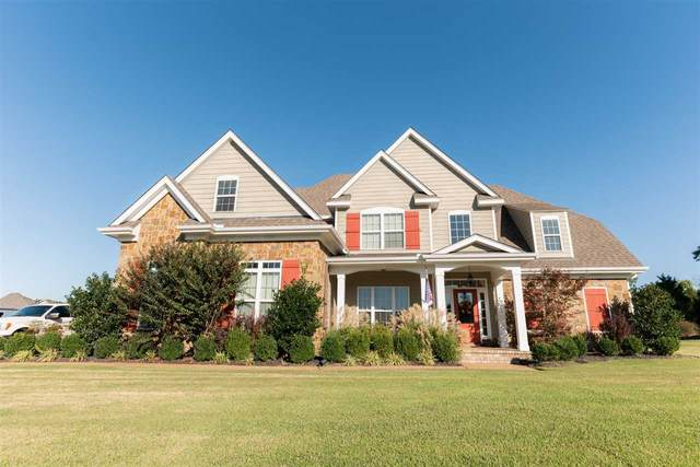 38 Wooten Oaks Cir, Munford, TN 38058 (MLS #10088689) :: Gowen Property Group | Keller Williams Realty