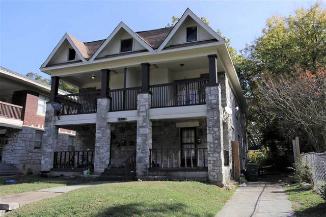 800 Maury St, Memphis, TN 38107 (MLS #10088708) :: Gowen Property Group | Keller Williams Realty