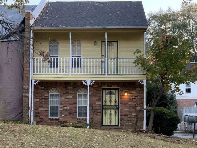 2115 Wooden Heart Ct #38, Memphis, TN 38116 (MLS #10088756) :: Gowen Property Group | Keller Williams Realty