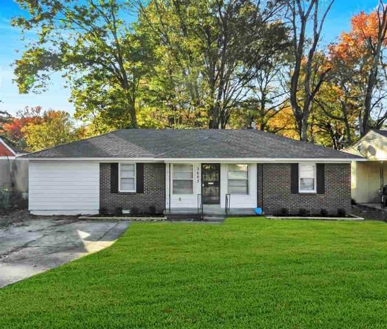 3603 Bigelow St, Memphis, TN 38127 (MLS #10088792) :: Gowen Property Group | Keller Williams Realty