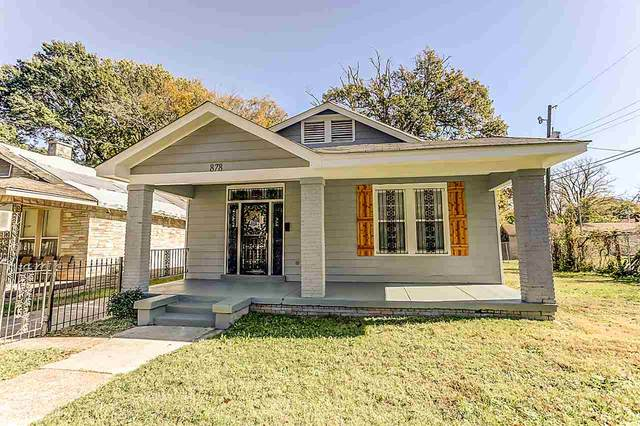 878 Kney St, Memphis, TN 38107 (#10088797) :: J Hunter Realty