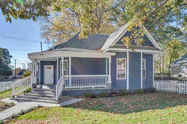 1665 Evelyn Ave, Memphis, TN 38114 (MLS #10088828) :: Gowen Property Group | Keller Williams Realty