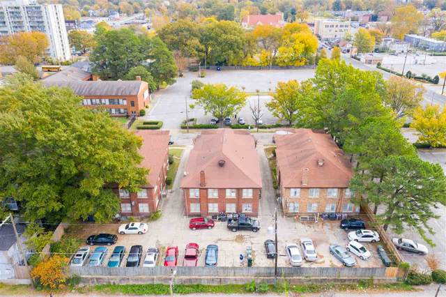 121 N Montgomery St, Memphis, TN 38104 (#10088861) :: The Wallace Group - RE/MAX On Point