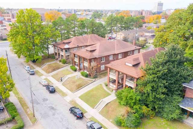 127 N Montgomery St, Memphis, TN 38104 (#10088862) :: J Hunter Realty