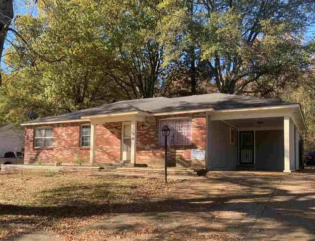 3739 Merritt St, Memphis, TN 38128 (MLS #10088907) :: Gowen Property Group | Keller Williams Realty