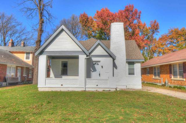 1456 Tutwiler Ave, Memphis, TN 38107 (#10088936) :: The Home Gurus, Keller Williams Realty