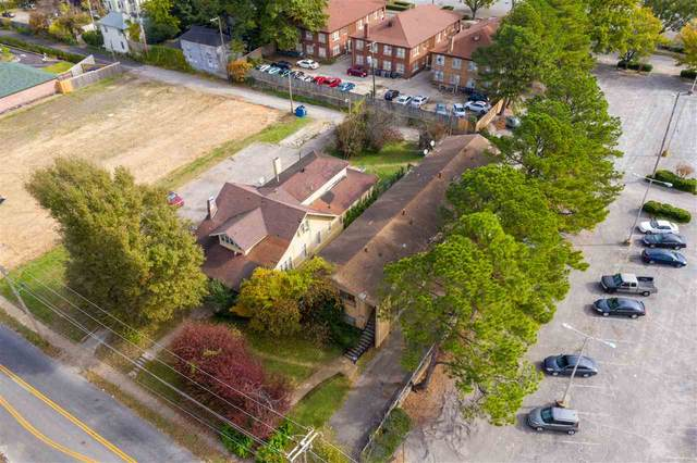 112 N Bellevue St, Memphis, TN 38104 (#10088941) :: The Wallace Group - RE/MAX On Point