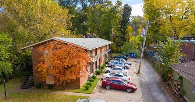 74 Stonewall St, Memphis, TN 38104 (MLS #10088944) :: Gowen Property Group | Keller Williams Realty