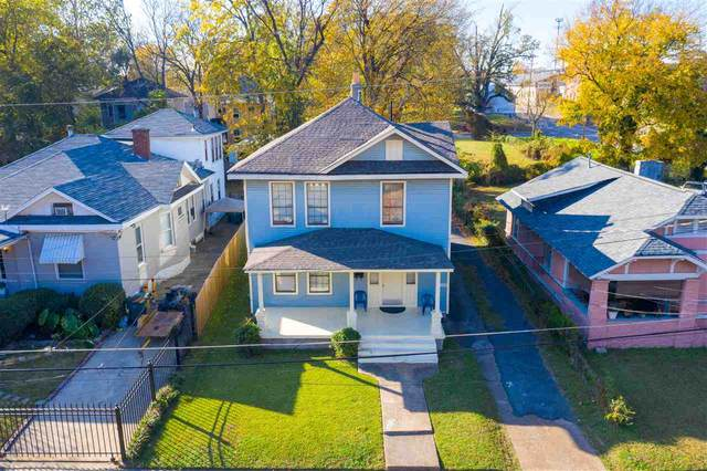 431 Malvern St, Memphis, TN 38104 (MLS #10088947) :: Gowen Property Group | Keller Williams Realty