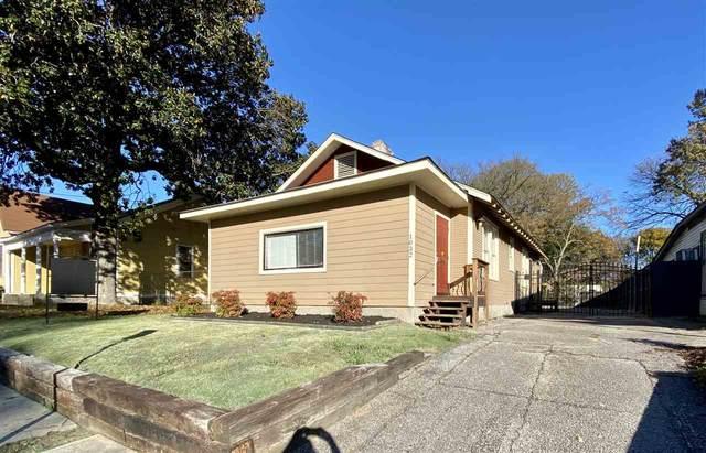 1032 S Cooper St, Memphis, TN 38104 (MLS #10088953) :: Gowen Property Group | Keller Williams Realty