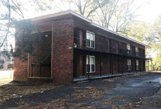 219 N Willett St, Memphis, TN 38112 (#10088965) :: The Wallace Group - RE/MAX On Point