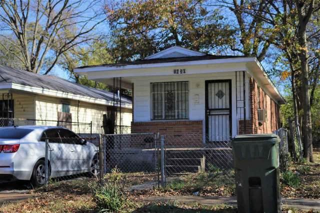 1630 Preston St, Memphis, TN 38106 (#10089013) :: Area C. Mays | KAIZEN Realty