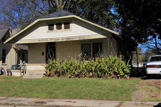 1628 E Mclemore Ave, Memphis, TN 38106 (#10089017) :: The Wallace Group at Keller Williams