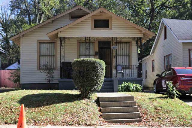 1250 Cummings St, Memphis, TN 38106 (#10089018) :: RE/MAX Real Estate Experts